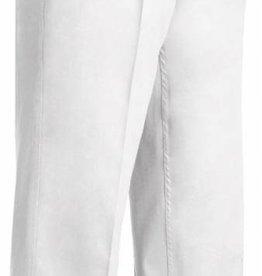 EGOCHEF pantalon cuisine unisexe blanc
