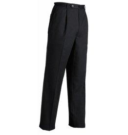 EGOCHEF pantalon cuisine unisexe noir