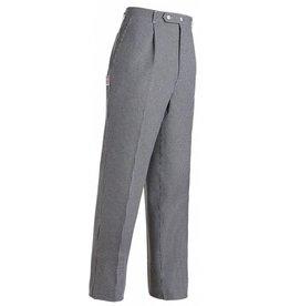 EGOCHEF pantalon cuisine classique grands carreaux