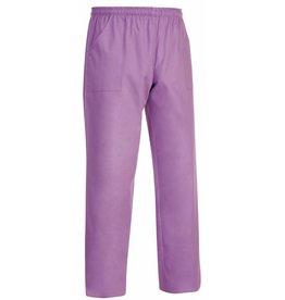 EGOCHEF pantalon avec cordon de serrage lilas
