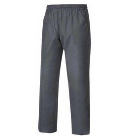 EGOCHEF pantalon avec cordon de serrage gris foncée