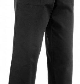 EGOCHEF pantalon avec cordon de serrage noir