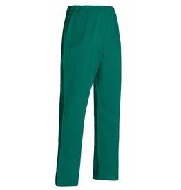EGOCHEF pantalon infirmière poches intérieures vert médical