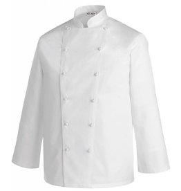 EGOCHEF veste cuisine grande taille blanche