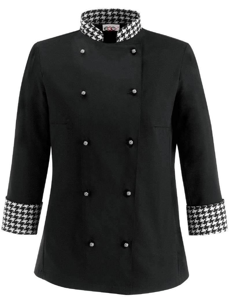 egochef veste cuisine femme celine - nibetex - vêtement de travail ... - Vetement Cuisine Femme