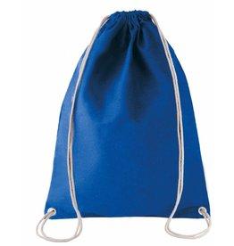 KIMOOD sac à dos coton avec cordelettes