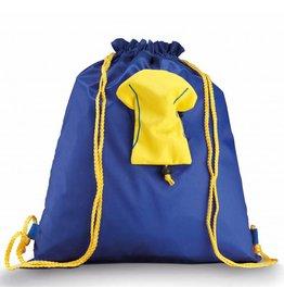 KIMOOD sac à dos avec cordelettes tee-shirt