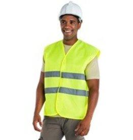 ROLY gilet de sécurité jaune fluo