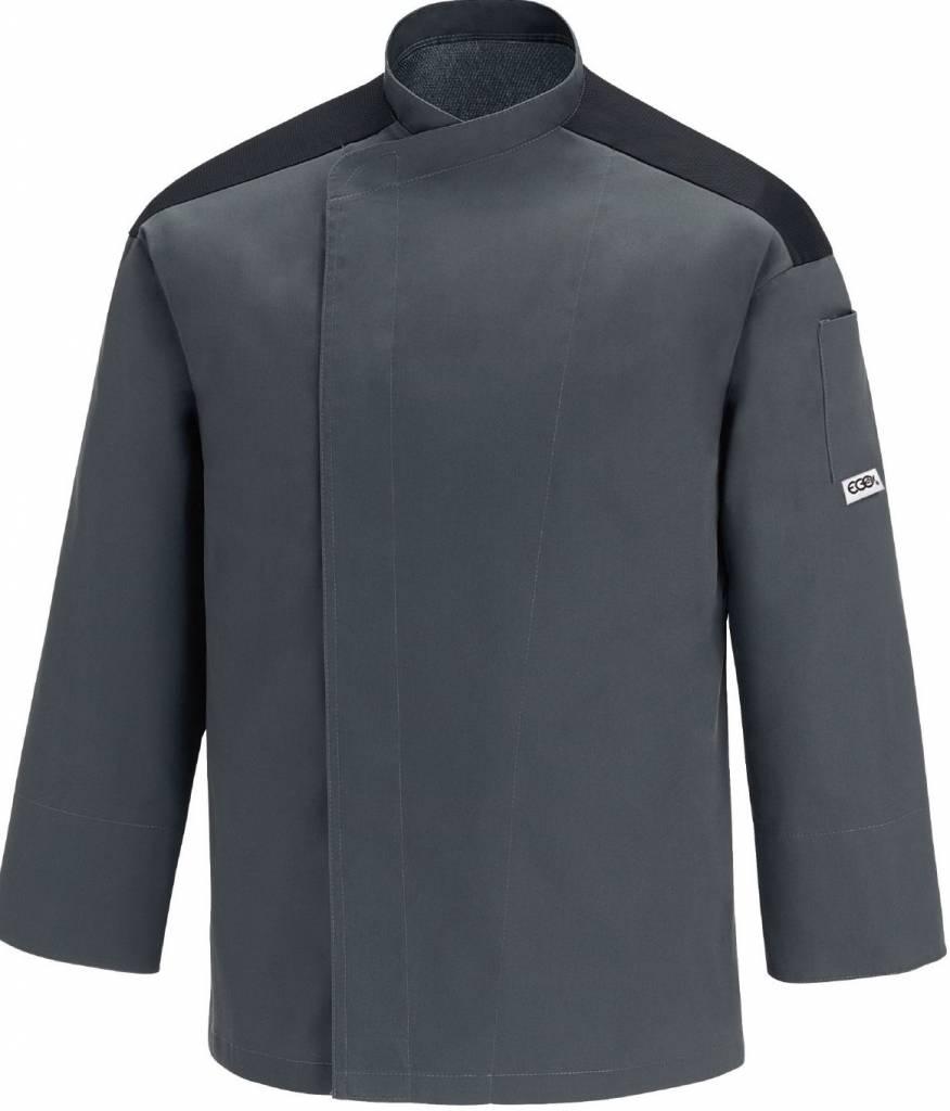 Veste gris noir