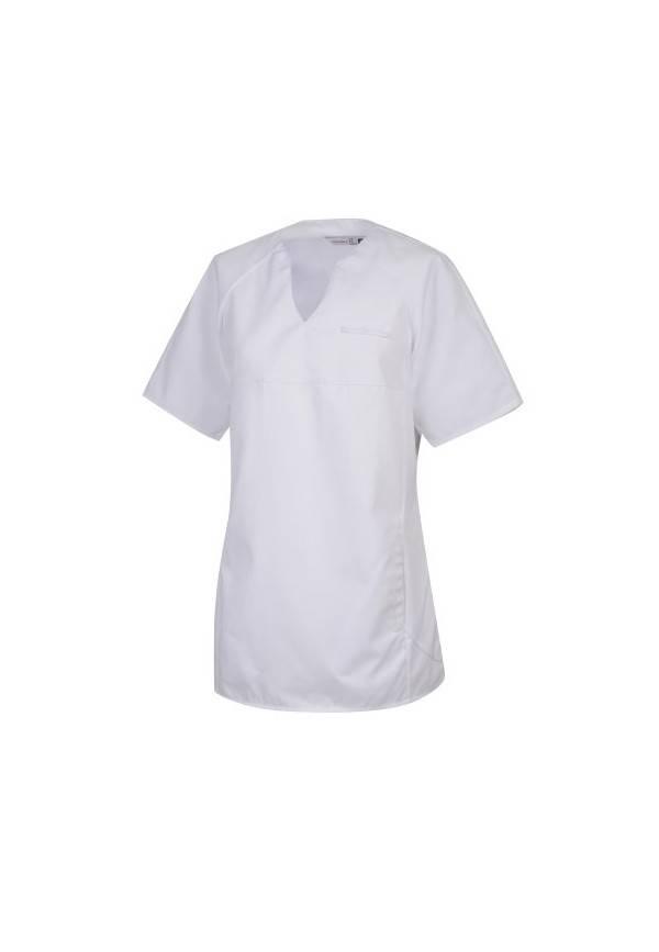 ROBUR Robur tunique médicale femme Lime blanc