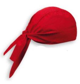 EGOCHEF bandana de cuisine rouge