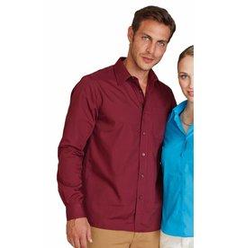 KARIBAN chemise homme Joffrey manches longues K545