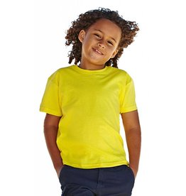 FRUIT OF THE LOOM tee shirt enfant valueweight 165gr