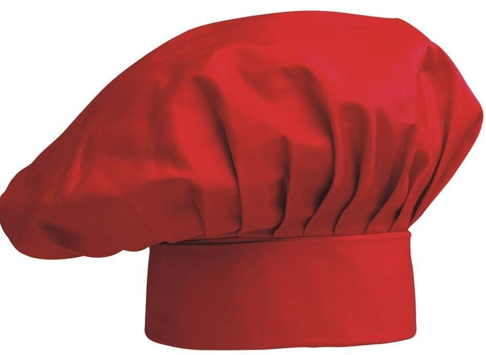 Toque de cuisine professionnel
