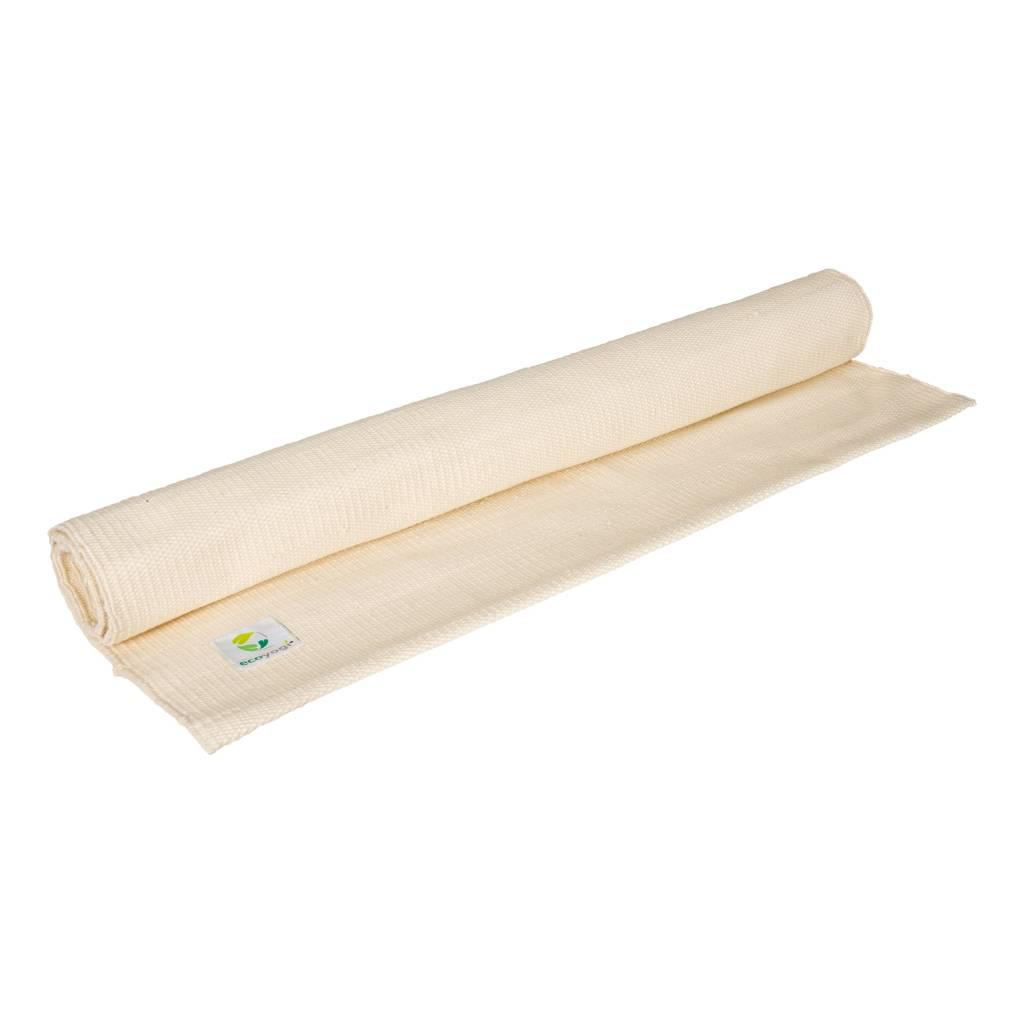 Ecoyogi Organic Cotton Yoga Matte Cr 232 Me Yogamatte Online