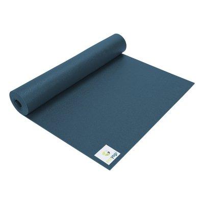 Ecoyogi Studio Yogamatte - 200 cm - Blau
