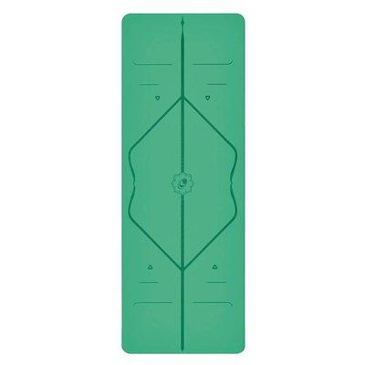 Liforme Yogamatte Grün