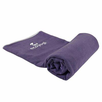 Ecoyogi Hot Yoga Towel - Lila