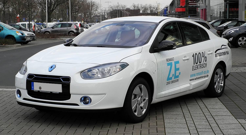 Renault stop geen energie meer in de Fluence