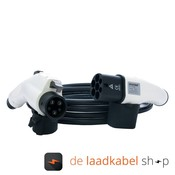 DOSTAR Type 1 - Type 2 Laadkabel 32A 1 fase 4 meter