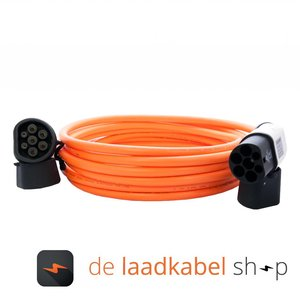 DOSTAR Type 2 - Type 2 Laadkabel 32A 1 fase 6 meter