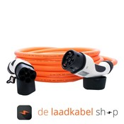 DOSTAR Type 2 - Type 2 Laadkabel 32A 3 fase 6 meter