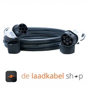 DOSTAR Type 2 - Type 2 Laadkabel 32A 3 fase 4 meter