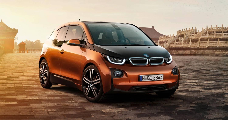 De elektrische auto's van 2014