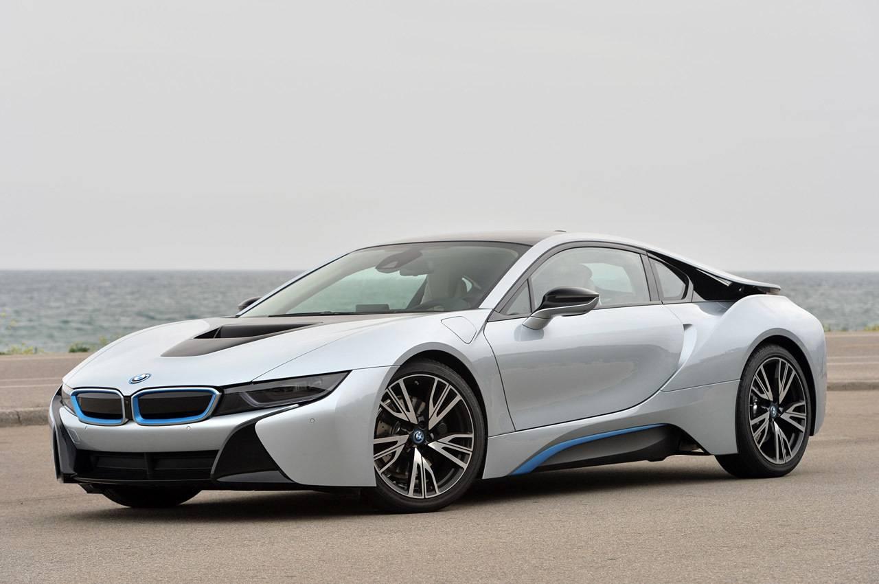 Elektrische auto uitgelicht: BMW i8