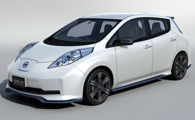 Elektrische auto uitgelicht: Nissan Leaf