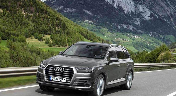 Upcoming: Elektrische SUV van Audi