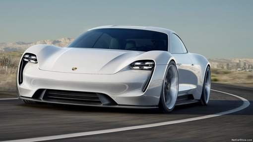 Upcoming: Elektrische droomauto van Porsche