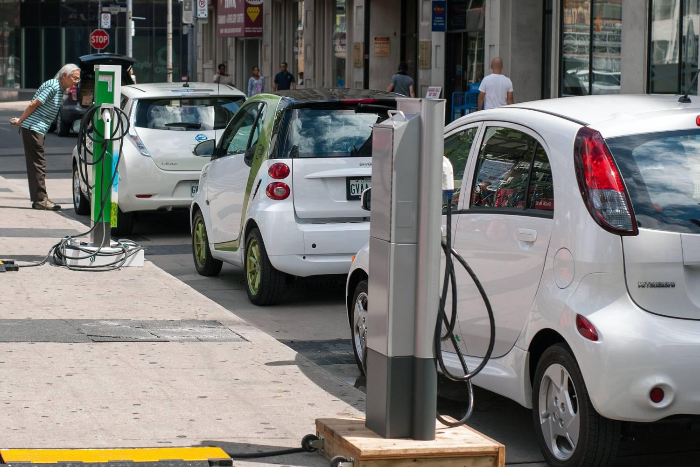 Plug-in hybride auto's fors hoger belast