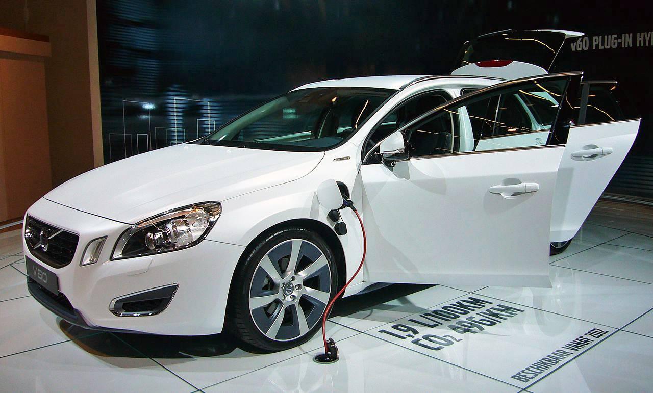Elektrische auto uitgelicht: Volvo V60 plug-in Hybrid