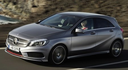 Elektrische auto uitgelicht: Mercedes A-Klasse E-Cell