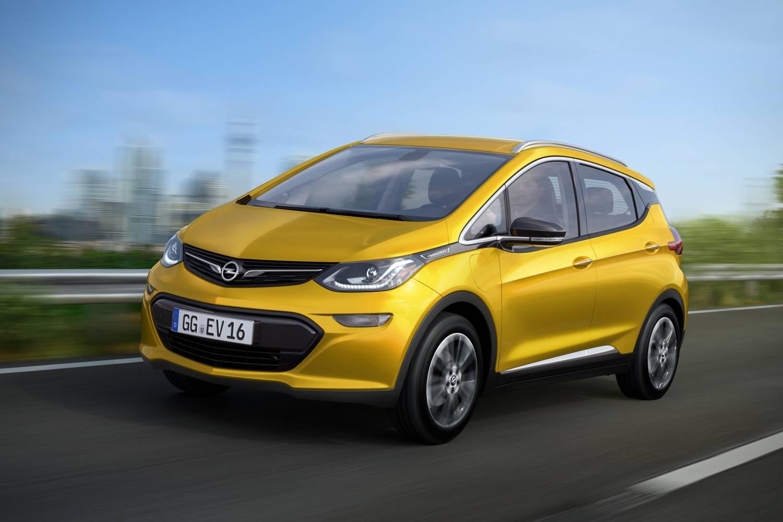 Opel komt met een volledig elektrische Ampera