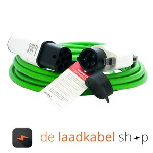 Ratio laadkabels Type 1 - Type 2 Laadkabel 32A 1 fase 6 meter