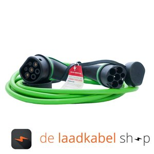 Ratio laadkabels Type 2 - Type 2 Laadkabel 32A 1 fase 4 meter