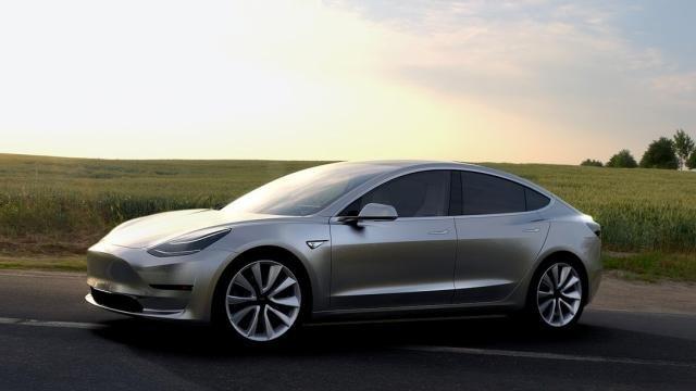 Monsteromzet Tesla dankzij reserveringen Model 3