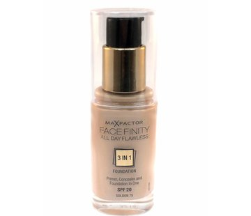 Max Factor Facefinity 3 in 1 - 75 Golden