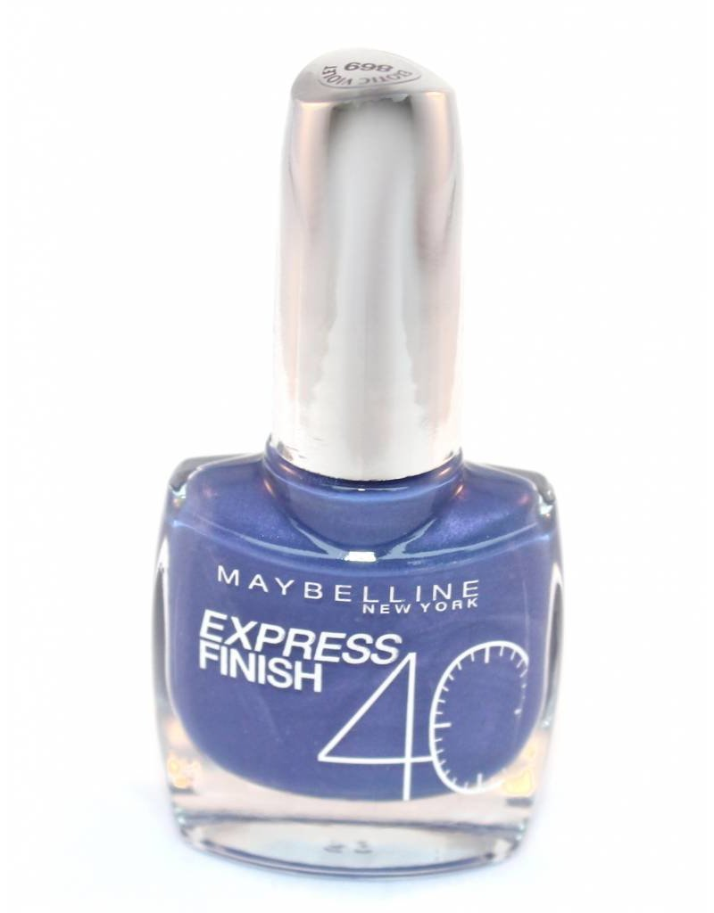Maybelline Express Finish - 869 Exotic Violet - Nagellak