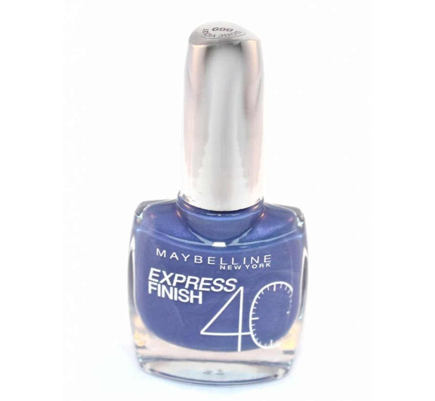 Express Finish - 869 Exotic Violet - Nagellak