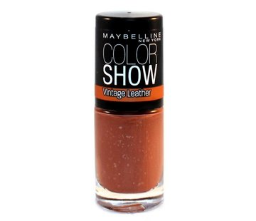 Maybelline Color Show Vintage Leather - 211 Tanned & Ready