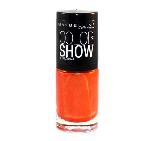 Maybelline Color Show - 182 Solar Flare - Nagellak