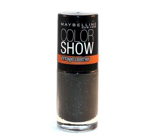 Maybelline Color Show Vintage Leather - 212 Mudslide Tote - Nagellak