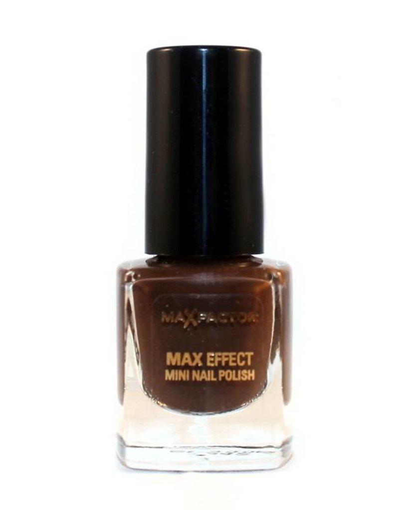 Max Factor Max Effect Mini - 22 Coffee Brown - Nagellak