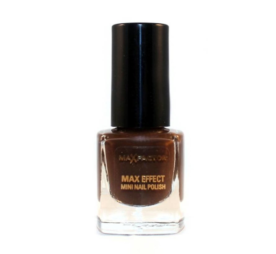Max Effect Mini - 22 Coffee Brown - Nagellak