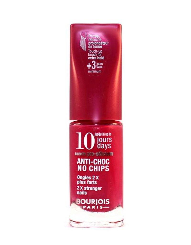 Bourjois 10 Days - 15 Fuchsia - Nagellak