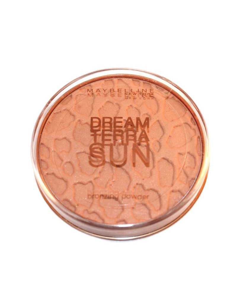 Maybelline Dream Terra Sun - 2s Cheeta - Bronzer