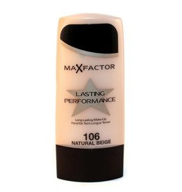 Max Factor Lasting Performance - 106 Natural Beige